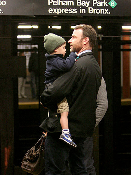 Liev Schreiber because why not. (Happy Saturday.)