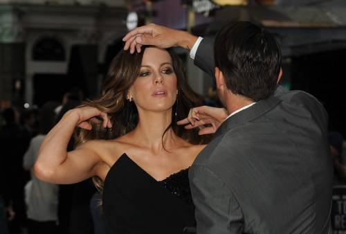 "Kate Beckinsale - ""Total Recall"" Premiere in London, August 16, 2012"