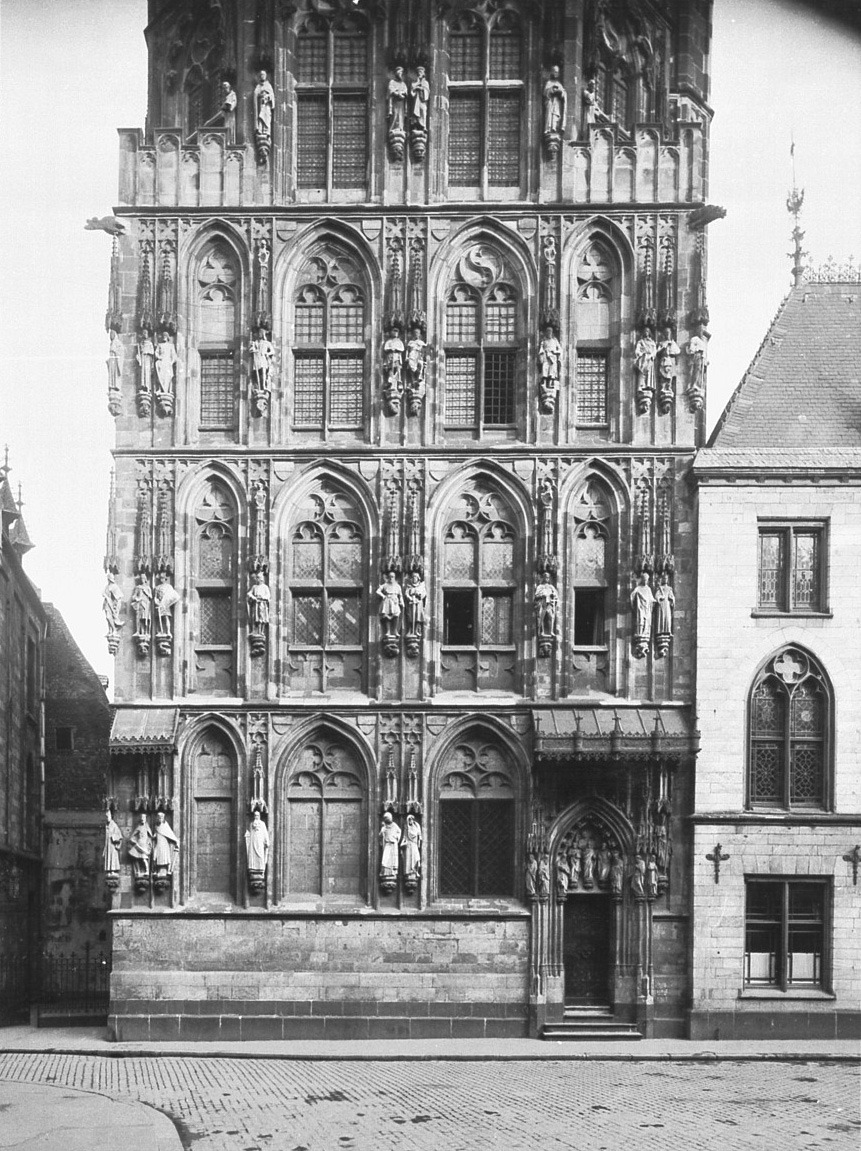 The old City Hall, Cologne