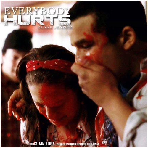 4x20 Lights Out | Everybody Hurts Alternative Cover 'The Just Jarley Collection'