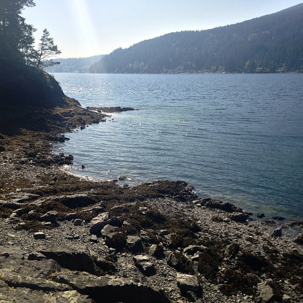 Deep Cove. (at Deep Cove)