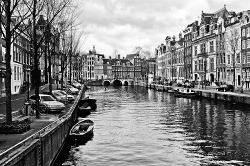 Amsterdam Canal (typical Dutch)View Post