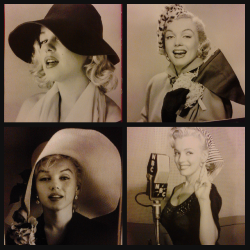 Marilyn's many hats