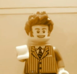 #davidtennant Lego from #doctorwho Brick short of Blink http://www.youtube.com/watch?v=_PefA-EuDVk
