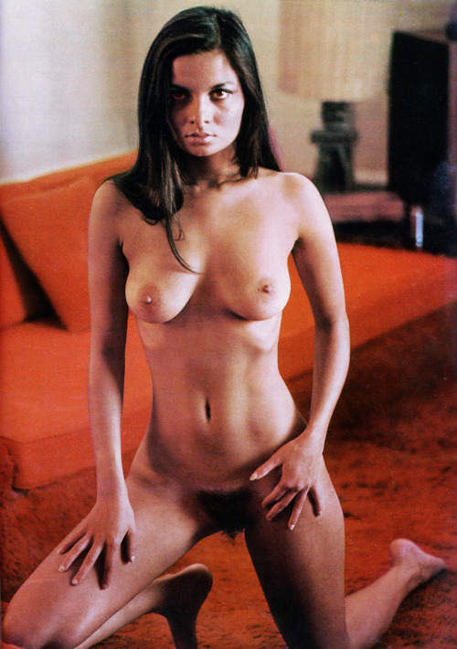Francoise Pascal, Men Only Magazine 1978