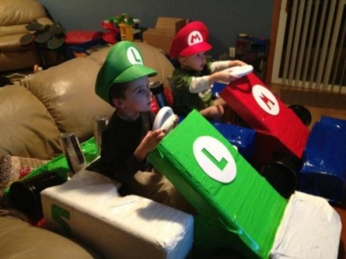 the-absolute-funniest-posts:  overhumor:  Parenting done right  This post has been featured on a 1000notes.com blog.