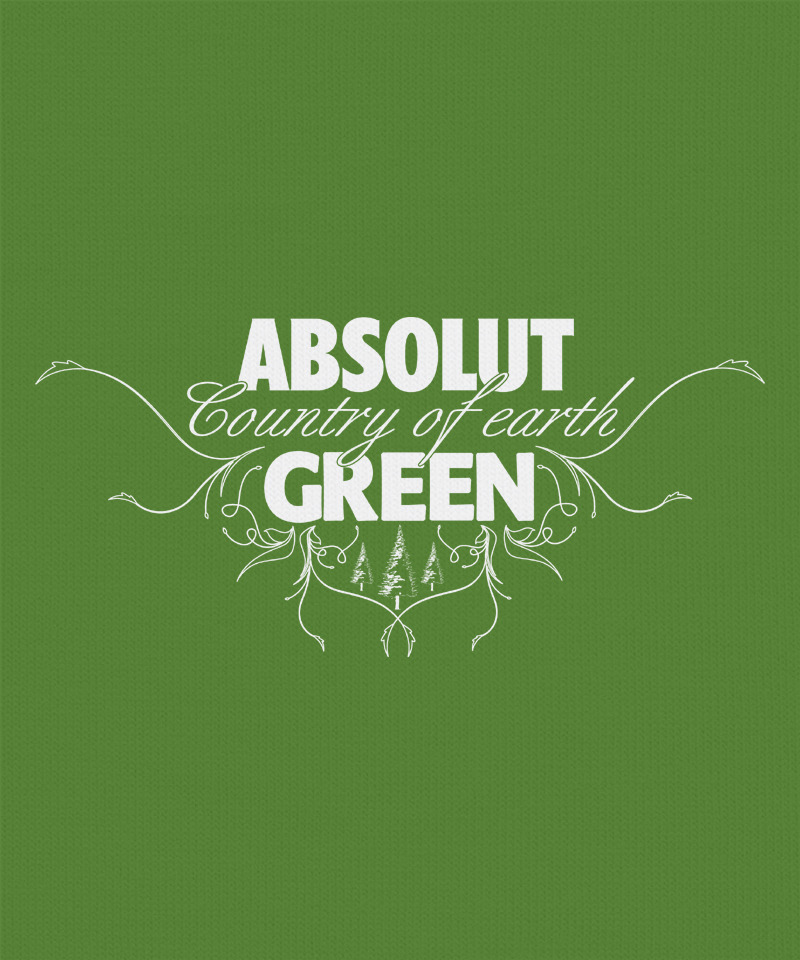 ABSOLUT GREEN