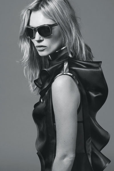 Kate Moss for Givenchy Spring 2013