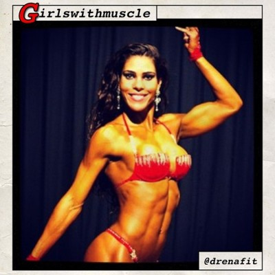 @drenafit #girlswithmuscle by girlswithmuscle http://instagr.am/p/Us2qGqqvL5/