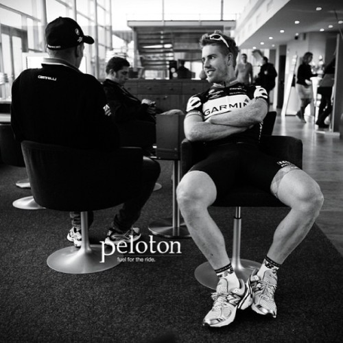 castellicycling:  Tyler Farrar in @pelotonmagazine from @michaelcrook1