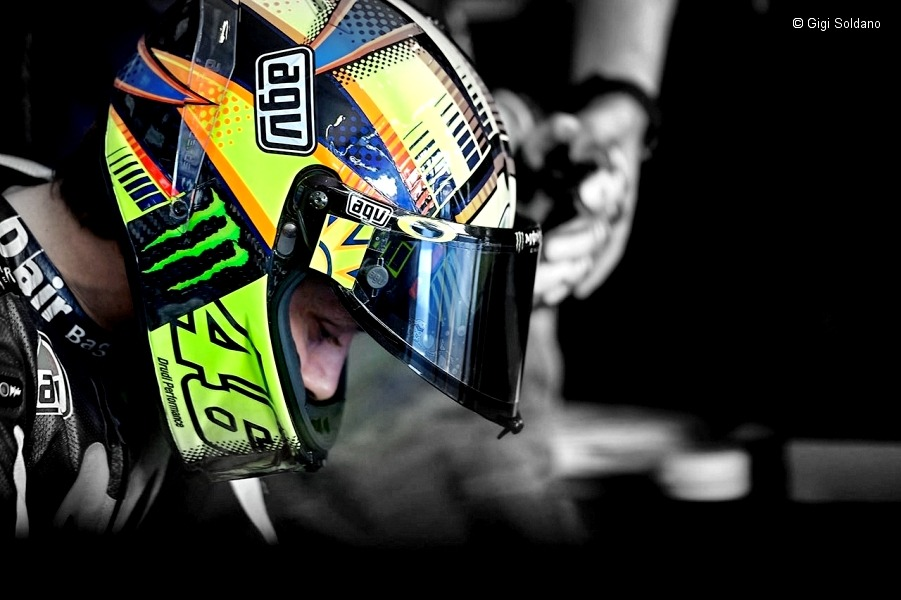 Racing in my blood, Valentino Rossi #46