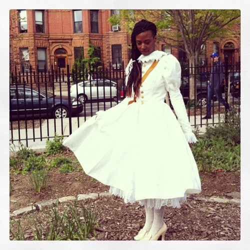 ixdoxdeclare:  @mscocoamousse  looks so gorgeous in all white!!! #lolitafashion #classiclolita #idodeclare #idodeclareshop #maiden