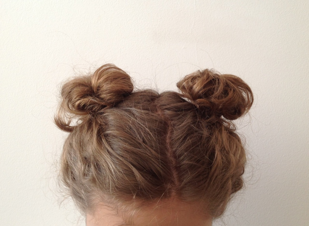 flowerbombed:  sim-ple:  calmkai:  oaktreegirl:  i wanna do my hair like this for school one day but i feel like people would think it is weird  :(  it's so adorable!   no do it you dont realise how many compliments you will get, like everyone thinks its cute  this hairstyle, along with many other things, is only cute if you are cute.