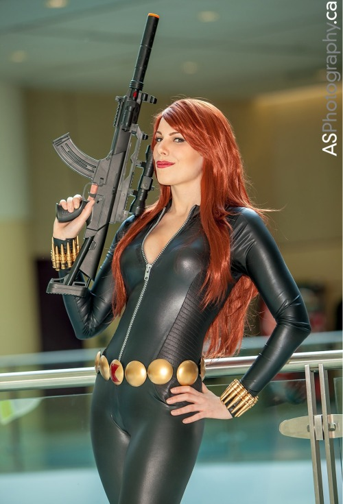 Black Widow photos from Toronto Comic Con 2013Photos By: ASPhotography