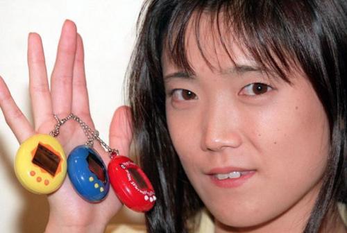 osumesu21: Aki Maita - The Creator of Tamagotchi
