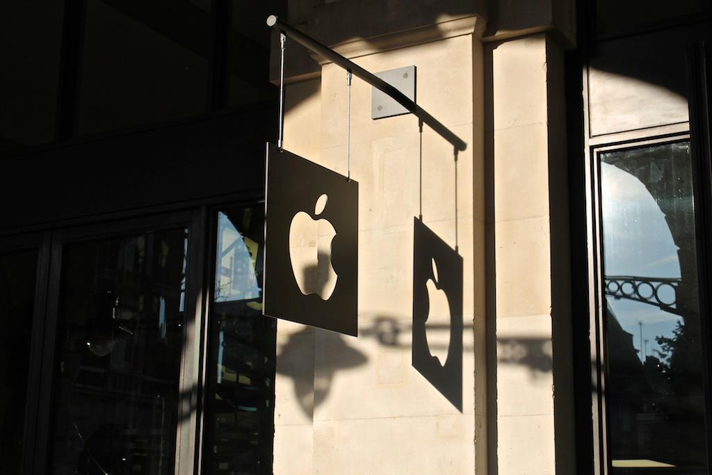 Apple Store - Covent Garden, London, UK
