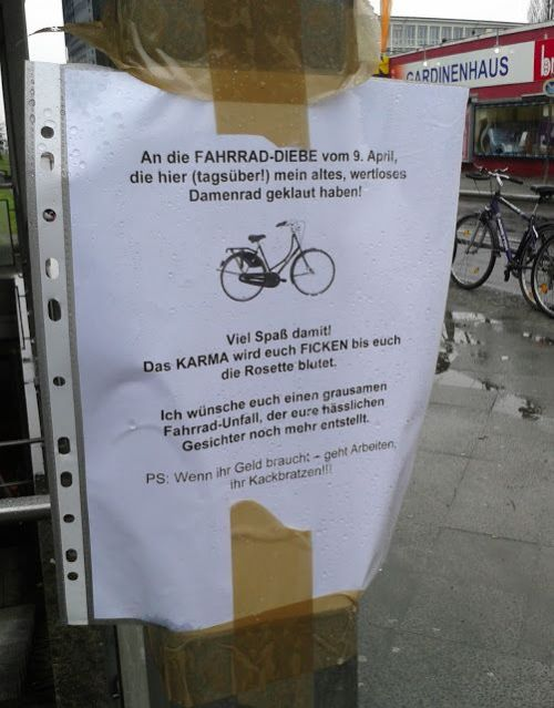 illustir:  Cyclists themselves also have charming communication norms. (via Kati Krause)