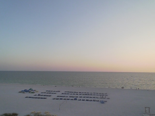USA, Florida, Bahia Shores - webcam