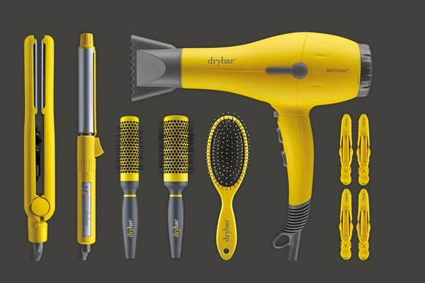 Drybar Styling Tools, Mindy Kaling's Gift Guide, and More Love getting blowouts from Drybar? This spring, you'll be able to purchase Drybar styling tools so you can take the salon experience home with you. [The Cut] Mindy Kaling created a gift guide for ShopBop that is just as ingenious and stylish as she is! [SheFinds] Take a look back at the top 10 beauty tutorial videos of 2012. [Beauty High] Let's be real—it's hard to eat healthily during the holidays. Here's how to get rid of the seasonal bloat. [Glo] The launch date for Kate Spade's Saturday line is still TBD, but the lookbook for pre-fall 2013 is now available. [SheFinds] (Photo: Drybar) —Hallie We're so proud to see our very own Hayley Barna included in Forbes' annual 30 Under 30 roundup, which spotlights the most influential young entrepreneurs and innovators of the moment!