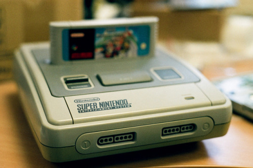 SNES on Flickr.