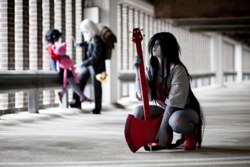 twinzik:  I Remember You Marceline by HopieSimon by Hee-HeeMarcy by Chlo-Chlo (made by Hee-Hee)Photo by Mineralblu