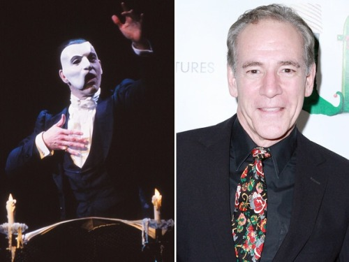 "Broadway's longest-running Phantoms tell all! Mark Jacoby recalls an ""open-fly incident"" involving Hugh Panaro"