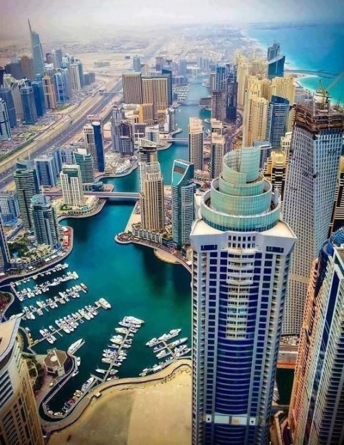Dubai. (photographer unknown)