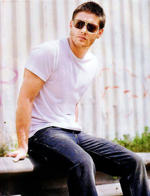 No Jensen. Stop being so perfect.
