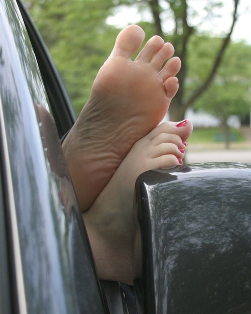 asspussyfeet:  Ass Pussy Feet…Oh What A Treat!http://asspussyfeet.tumblr.com/