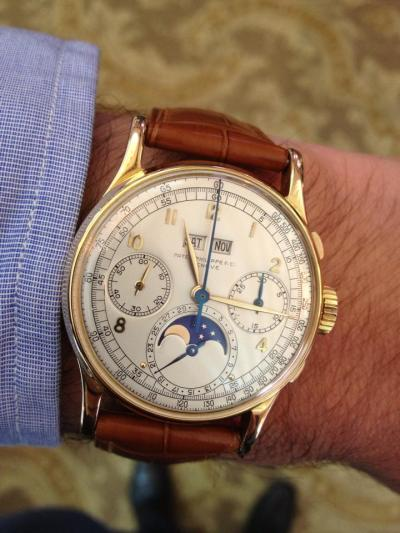 classicalwatch:  Live from Geneva ! photo : https://www.facebook.com/horlogeriegenevoise