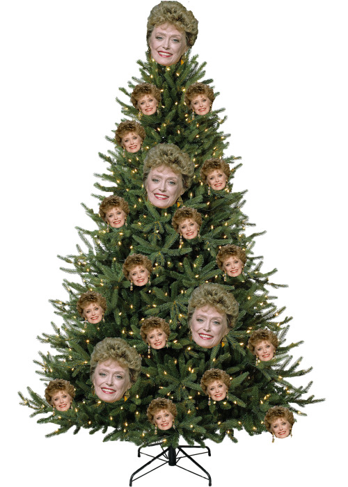 joshholmes7:  OH CHRISTMAS TREE! OH CHRISTMAS TREE!  HOW LOVELY ARE YOUR BLANCHES!!!  all other christmas posts bow down to this, the queen of christmas posts