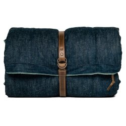 Not sure what I need this for, but I just do. 'Selvedge Denim Scout Field Bag by Makr' #menswear