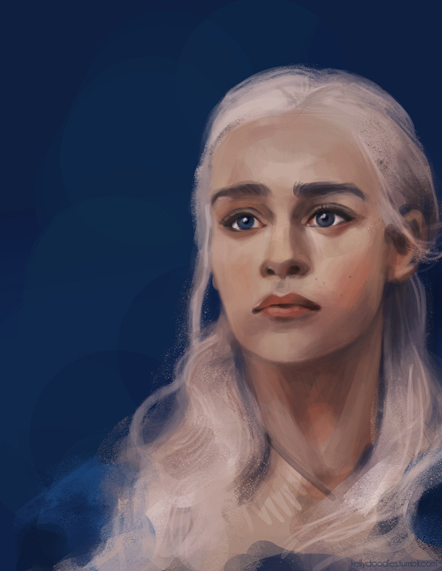 It's been a while! I've been watching Game of Thrones and so far the new season is pretty good. Drew some Daenerys Targaryen to get back in the groove of things. Hopefully I can start working on those really overdue requests too lol. I feel really rusty.