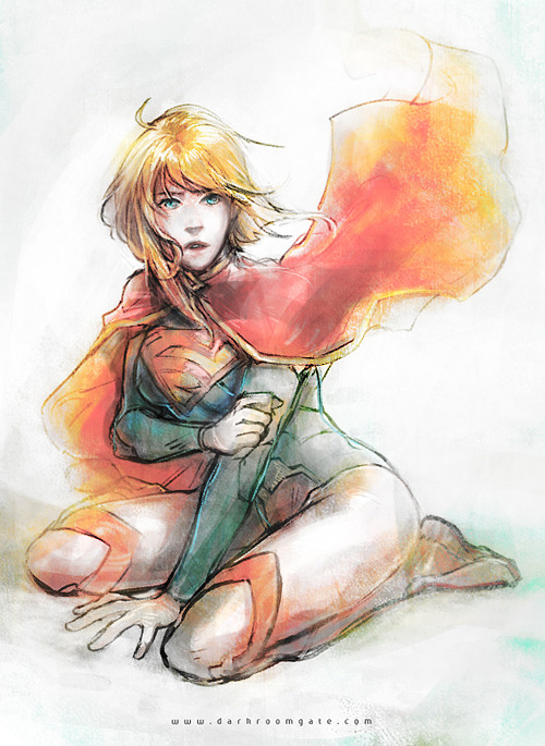 birdstump:  Kara, by Hai-ning