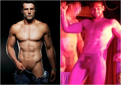 Ben Foden full frontal More Naked Athletes at MaleCelebsBlog