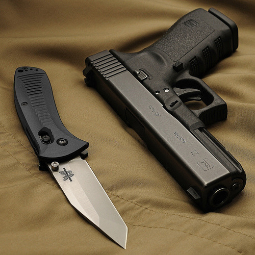 militaryandweapons:  Stab & Shoot by ZORIN DENU on Flickr.