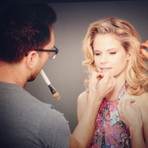 #BTS W @joelle_carter from #Justified today for @bellomag w @mathias4makeup @JamieBreuer @briantophoto @karenraphael @vincent_godinez @bdccomm #fashioneditorial #celebrityfashion #celebrity #bello #bellomag #makeupartist #makeupmagic #makeup #mathias #mathiasalan #celebritymakeupartist  (at Château Olympic)