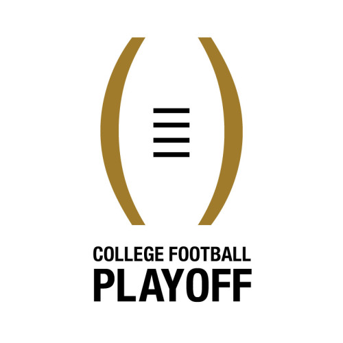 We recreated the new College Football Playoff logo design in 4 minutes using nothing but Helvetica Neue. Gotta say, thought we could do it under 3 but getting those equal signs to line up took longer than expected.