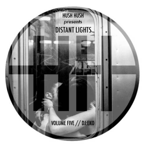 "dj:eko + Distant Lights = available for free download now ~ : ) ""Living in NY + the theme of this mix series, I tackled a goal of very tall order: to create a bulletproof halo for riding the New York MTA Subway system. Over weeks of riding the train I tested out songs. I picked tracks that have the ability to envelop and cloak the listener. This is my meditative, sexy buffer from the chaos."" - dj:eko"