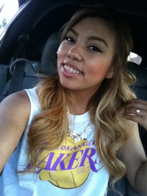 Laker Nation baby!