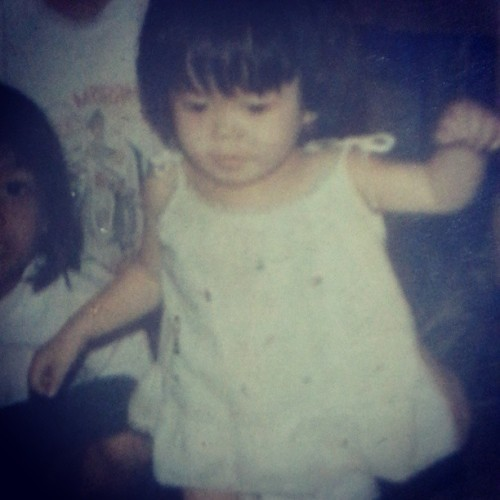 #applecuthairdo #bangs #tbt #throwback #toddlerdays