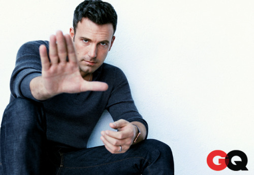"GQ Exclusive: Ben Affleck on Politics: ""Ugly."" ""Toxic."" ""Horrendous."" ""Complete Bullsh-t."" ""I Don't Want To Run For Office."" All this feverish speculation that Ben Affleck is ready to put himself forward as a candidate if John Kerry vacates his senate seat, does it really come from somewhere? Other than, that is, from some endlessly re-quoted statements of heady youthful political ambition in an interview Affleck gave to GQ over a decade ago, married with his Boston heritage and the fact that in the last few months he is considered to have completed the nonsensical transformation from derided shallow actor idiot to America's favorite hyper-talented, smart Hollywood liberal. Maybe the senate stories will turn out to be real; anyone can change their mind. But when Affleck talked with GQ most recently, on September 15 in Los Angeles, he was fairly clear on the subject."