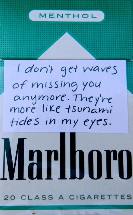 cigarette-memories:  Lyrics from Ed Sheeran's U.N.I
