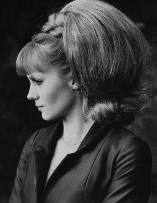 mudwerks:  Françoise Dorléac, 1965 (by pictosh)