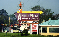 Alamo Plaza Hotel Courts on Flickr.