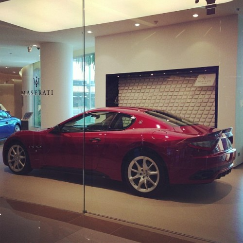 Dream car?? (= (at TMB @ 4 Fl. Siam Paragon)