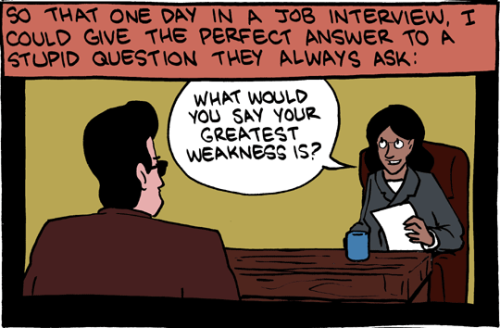 The perfect answer (via SMBC)
