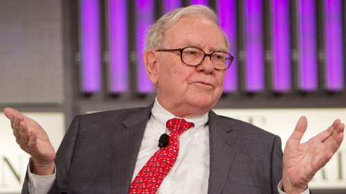 "The Takeaway from Warren Buffett's Office Hours: ""Find the job you would have if you were independently rich. Associate with people you love doing what you love,"" Buffett says. ""How can it be any better?"" Here are 5 Lessons From Warren Buffett's Office Hours"