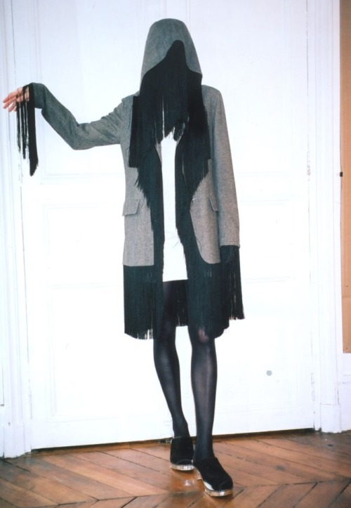 claire dancing, lutz no.7 fall/winter 2003-04