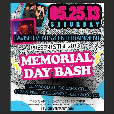 """@LAvishEventsEnt: #Memorialdayweekendbash A few slots left to perform, if interested send music & contact to submissions@LAvishEventsEnt.com"" #memorialdaybash  #turnup #may25th #inthebuilding #tayloremade #lavisheventsent #mrmikeslounge #ajlavozdeoro #clubdream #teamuofm #partyhard #gemini #specialguestdj #partywithesko #howmanydrinks #eskodc #fullentertainment #tnhmusic #hollywood #dmv #eminence #teamemu #eskoent #leemajors #luxx #soldoutsundays #free#event"
